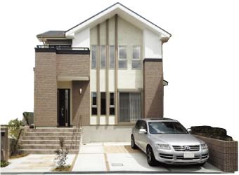 スタイリッシュな上質感にあふれ、住まう誇りに満たされる家。